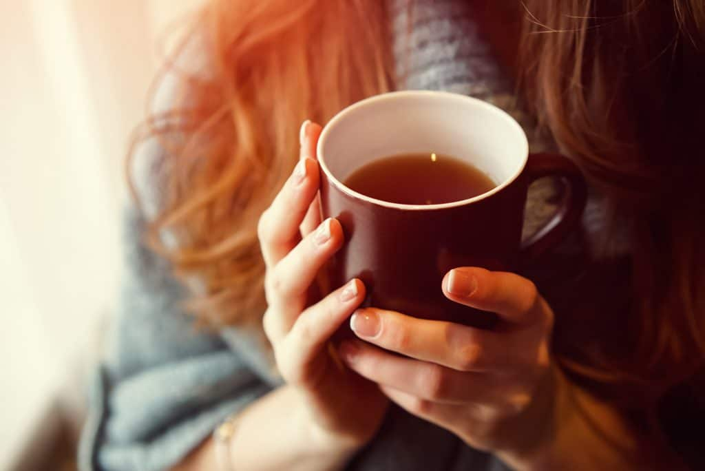 Drinking Tea is good for you
