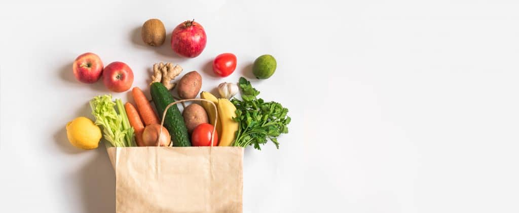 Fresh Fruits and Vegetables are Good For You