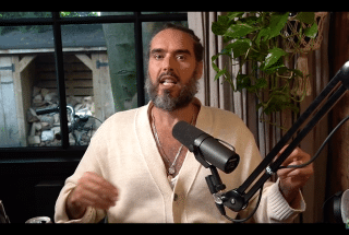 Russell Brand Off Grid Living