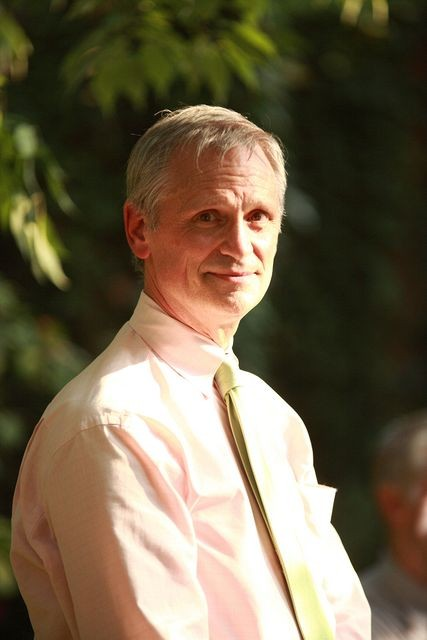 Photo: Oregon Congressman Earl Blumenauer