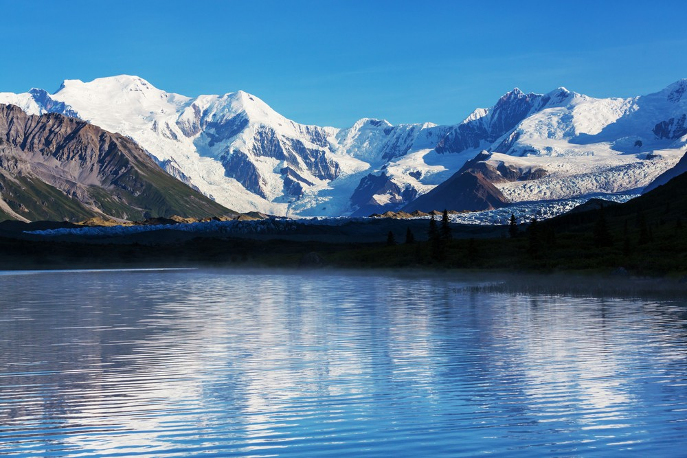 Photo: Wrangell, St. Elias National Park and Preserve ,Alaska. Via: Galyna Andrushko | Shutterstock.