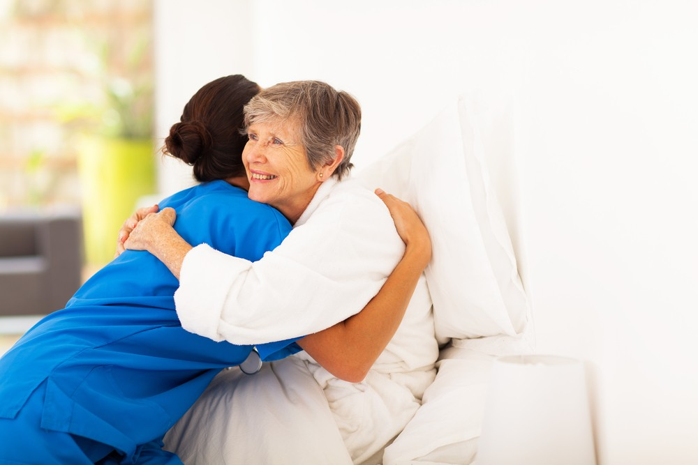 We need to put more emphasis on the care in healthcare. Via: michaeljung   Shutterstock.