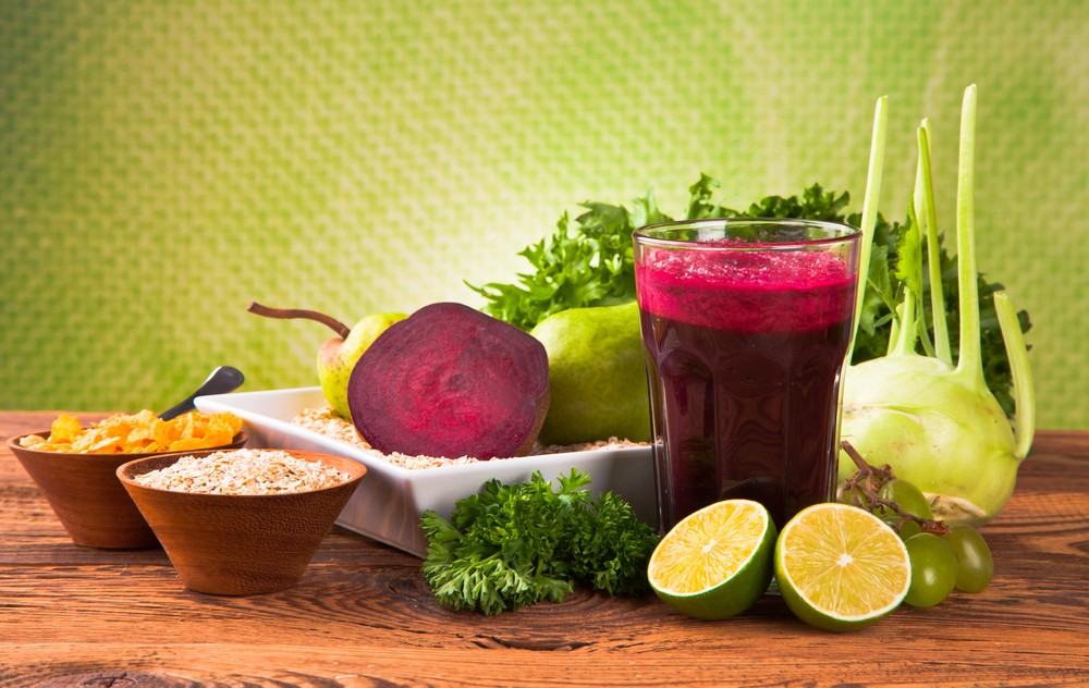 Vegetable juices allow the body to experience an intense cleanse while maintaining ongoing nourishment. Via: verca | Shutterstock.
