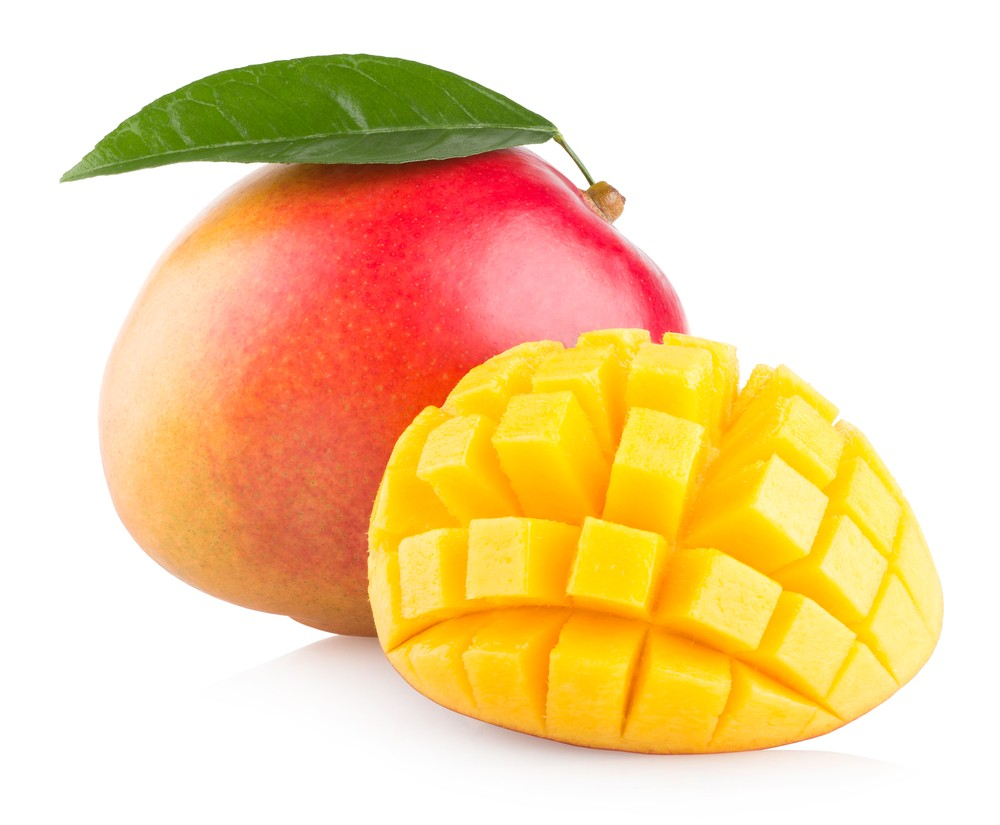 The consumption of fresh mango 45 minutes before inhaling cannabis will result in a faster onset and greater intensity of the psychoactive effects. Via: Viktar Malyshchyts | Shutterstock