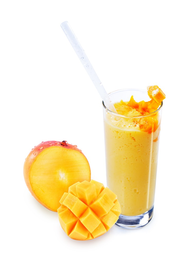 Drinking lassi helps reseed your gut with good bacteria. Via: Saami and Naajnin | Shutterstock
