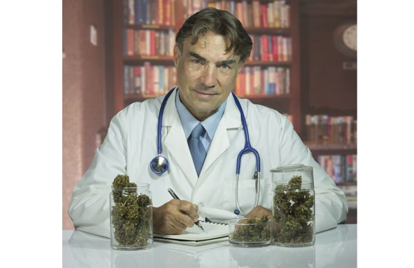 Several physicians have made extremely interesting observations with cannabis patients who are on a micro-dosing regimen.