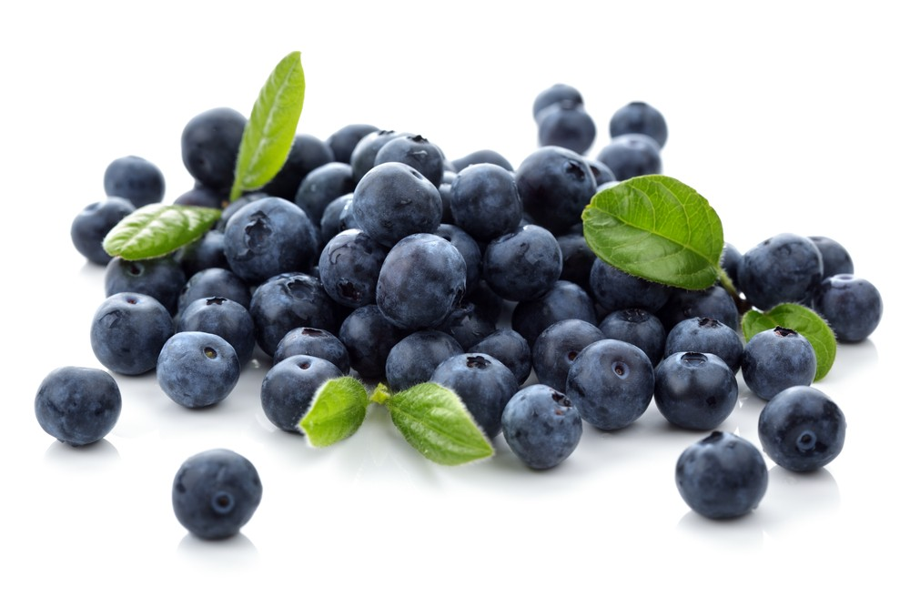 Blueberries may help stave off and mitigate the symptoms of dementia. Via: Brian A Jackson | Shutterstock.