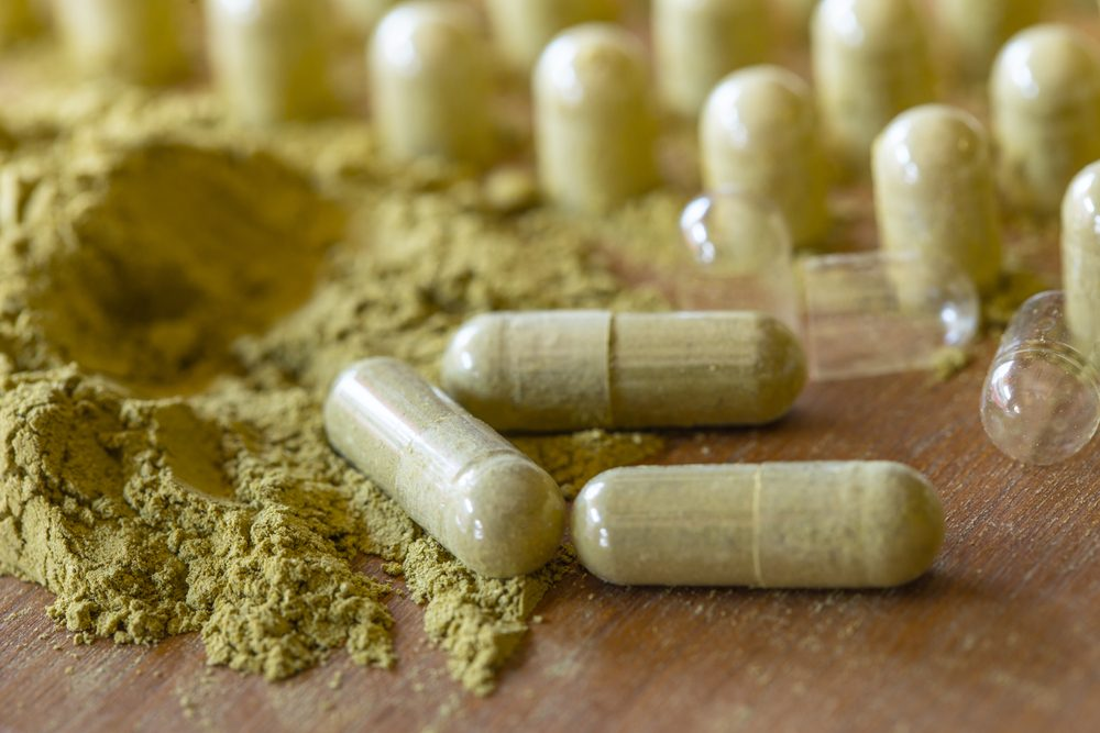 Kratom leaves are dried and sold as medicine. Enthusiasts say the natural medicine is as strong as morphine at killing pain without the toxic side effects of chemical painkillers. Via: Korn Vitthayanukarun